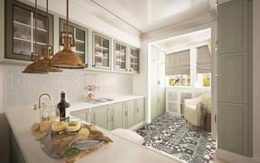 Скандинавия, хай-тек и шебби-шик в дизайнах недели на DOM.RIA
