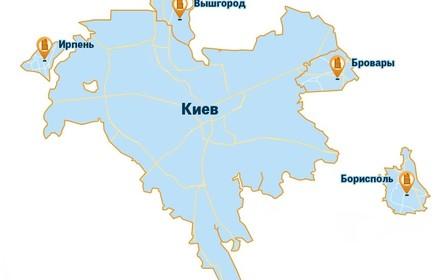Сколько стоят квартиры в пригороде Киева