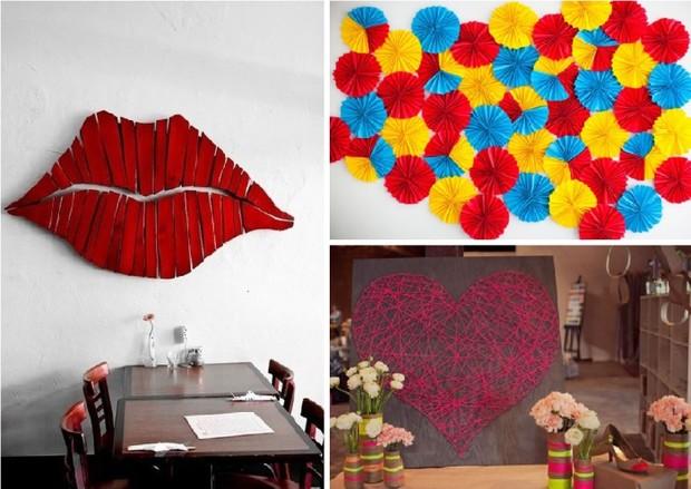 Создаем настенные предметы декора: 12 оригинальных идей