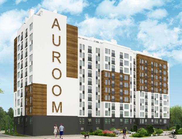 Стань власником квартири в ЖК «AUROOM TOWER»!