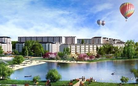 Старт продаж дома №9 в ЖК «Озерный гай Гатное»