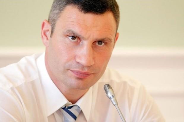 Стоимость ремонта Крещатика составила 10 млн. грн., - Кличко