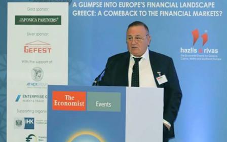 Будівельна компанія «Гефест» стала срібним спонсором конференції часопису The Economist