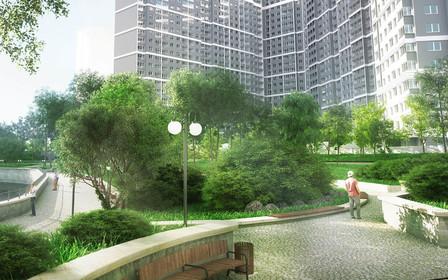 Строительная компания «Интергал-Буд» начинает продажи квартир в ЖК «Лебединый»