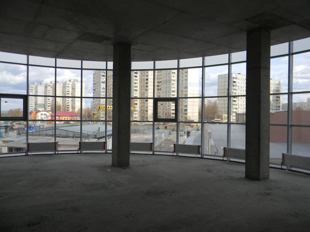 Строительство нового жилого дома по пр. Победы