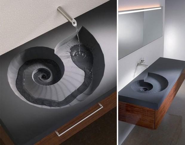 ТОП-10 необычных идей дизайна ванной комнаты