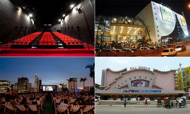 ТОП-10 потрясающих кинотеатров мира, которые обязательно нужно посетить!