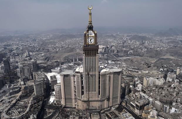 Топ-10 самых дорогих гостиниц мира