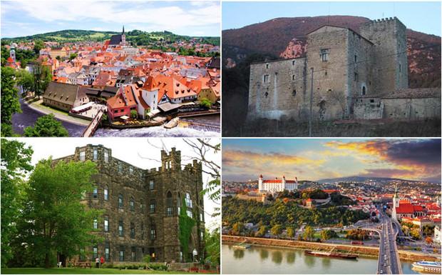 ТОП-10 стран, в которых можно купить настоящий замок