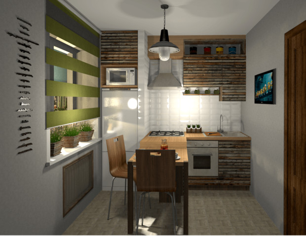ТОП-5 дизайнерских решений в «Перевірених квартирах» Украины