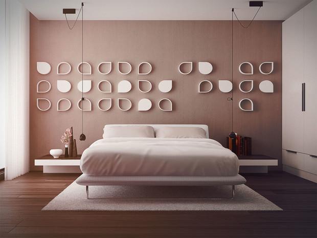 ТОП-5 идей обустройства спальни в съемной квартире