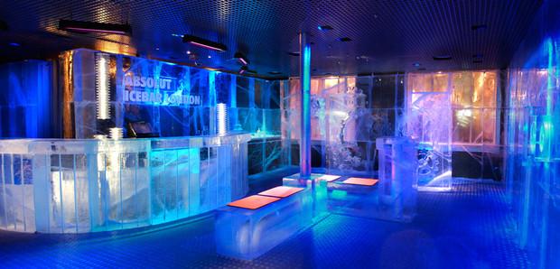 ТОП-5 уникальных баров мира (фото)