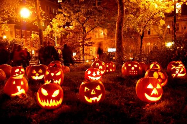 ТОП-6 ярких идей декора в преддверии Хэллоуина