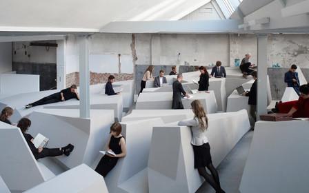 ТОП-7 самых странных офисов в мире