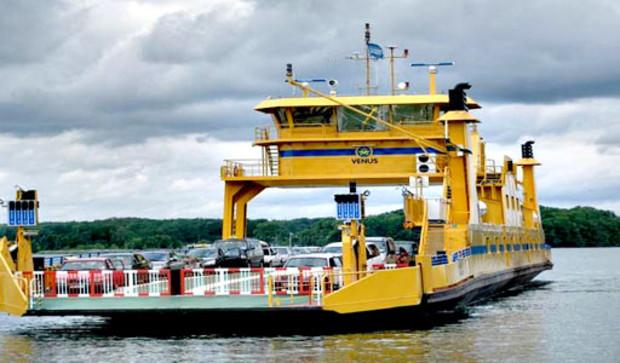 Украина и Румыния построят паромную переправу через Дунай