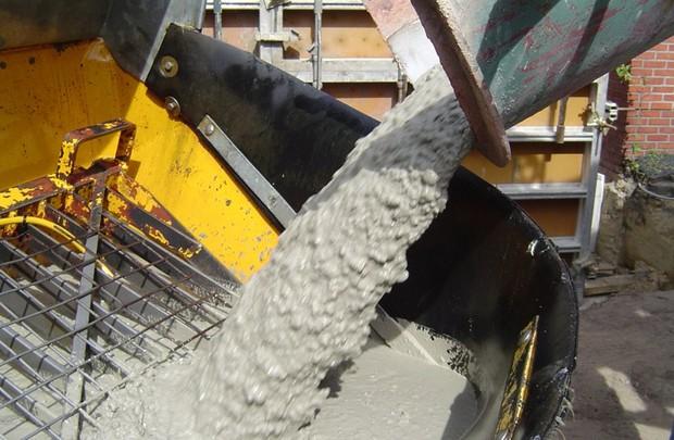 Украинские производители бетона нарастили объем работ