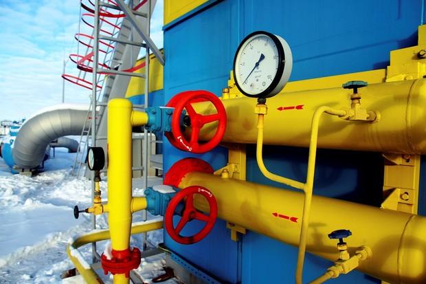 Украинские власти надеются наладить поставки норвежского газа