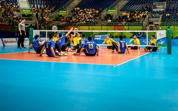 Украинские волейболисты о выступлении в Рио.