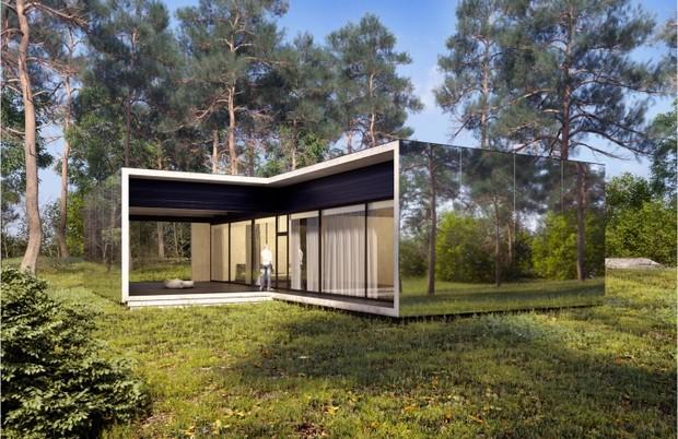 Украинский архитектор создает переносные дома