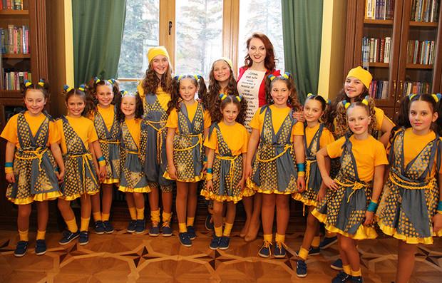 «Укрбуд» помог провести «Весеннюю капеллу» для детей из зоны АТО