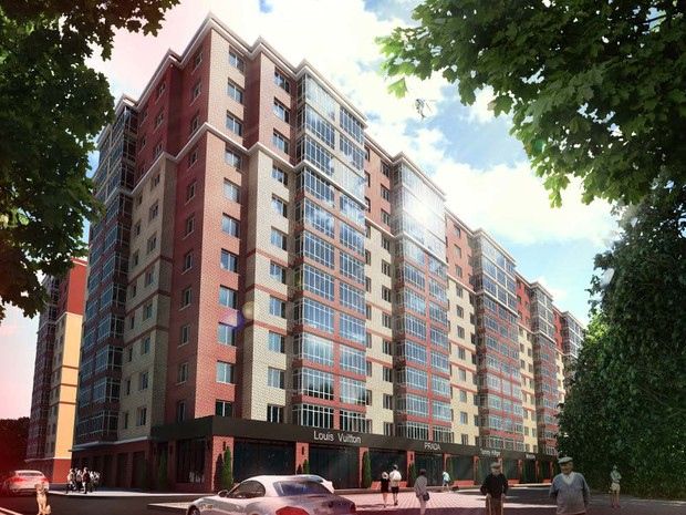 Успейте приобрести квартиру по цене 8900 грн/м2!