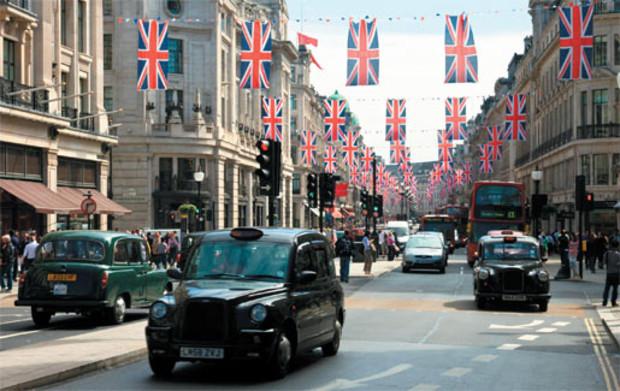 В Британии продано рекордное количество домов по цене свыше 1 млн. фунтов стерлингов