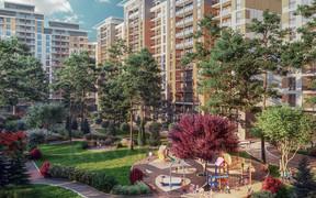 В Броварах стартует продажа квартир с видом на парк в ЖК «Крона Парк»