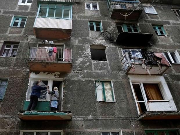 В бюджете предусмотрено 150 млн. грн. на восстановление Донбасса