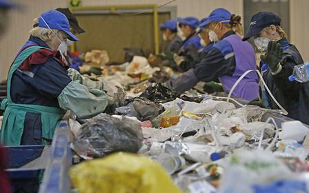 В центре Крыма построят завод по утилизации отходов