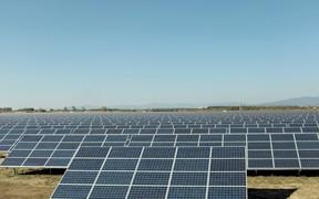 В Ивано-Франковске завершили строительство солнечной электростанции