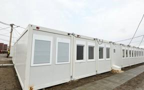В Харькове для переселенцев из зоны АТО открыли транзитный городок