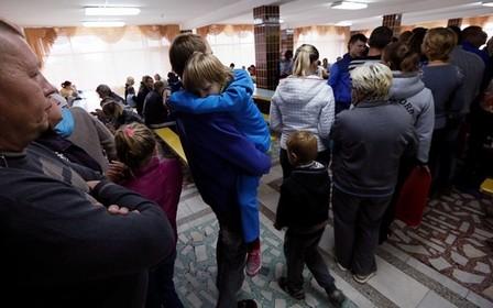 В Киеве на Оболони зарегистрировано 7 тыс. переселенцев, - КГГА
