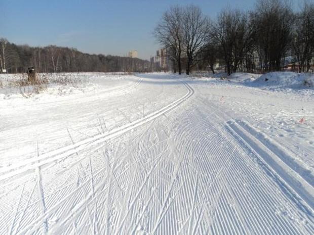 В Киеве откроют новую лыжную трассу