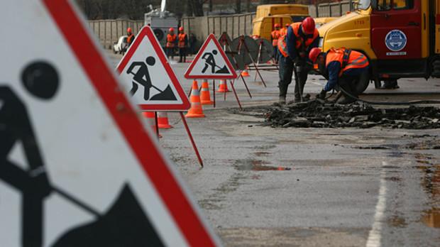 В Киеве отремонтируют 1,5 тыс. км дорог за 288 млн. грн.