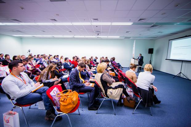 В Киеве прошла V ежегодная Всеукраинская конференция риелторов от DOM.RIA