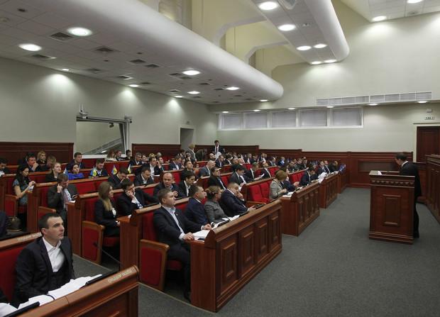 В Киеве упростится процедура пользования землей