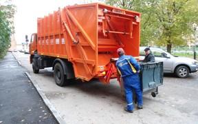 В Киеве установили новый тариф на вывоз мусора