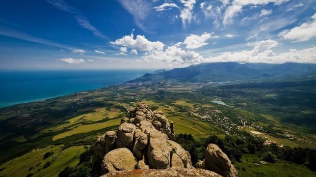 В Крыму насчитали 2 тысячи га самозахватов
