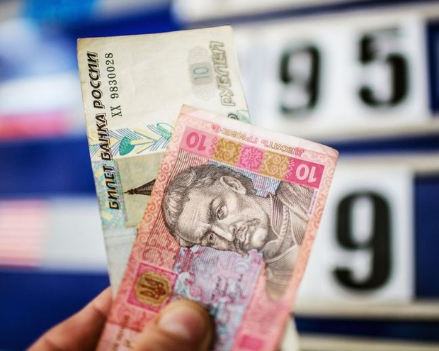 В Крыму отрицают денежную проблему, возникшую после запрета гривны