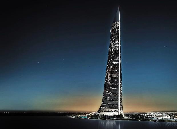 В Марокко появится самый высокий небоскреб Африки стоимостью $1 млрд.