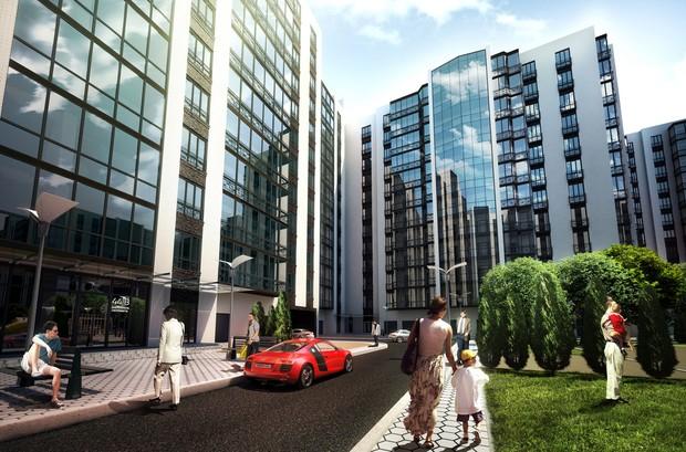В новом жилом комплексе «River Park» продаются самые лучшие квартиры
