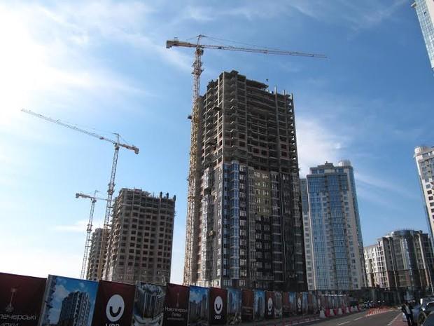 В «Новопечерских Липках» увеличивается стоимость квартир