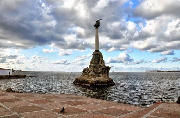 В Севастополе запасов воды осталось на месяц