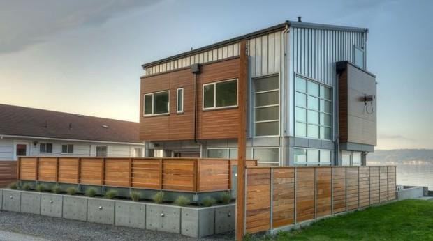 В США спроектировали виллу, способную выдержать цунами и землетрясение