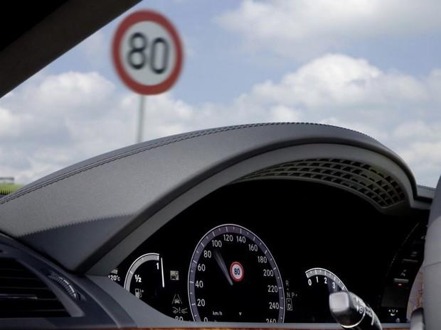 В столичном ГАИ назвали участки дорог, где можно ездить 80 км/ч (перечень)
