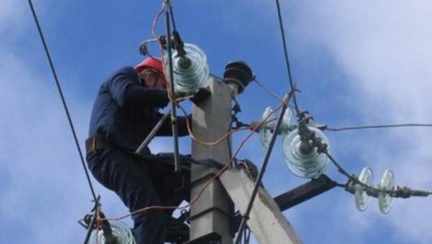 В Украине без электроснабжения остается 41 населенный пункт