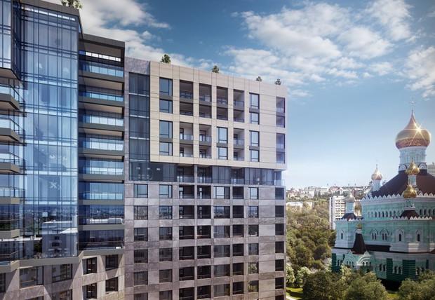 В Украине представлен новый тренд на рынке жилья – недвижимость  класса А