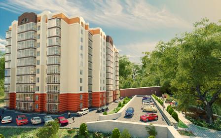 У Житловому комплексі «Затишний» розпочалося будівництво 2 черги