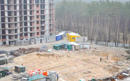 У ЖК «На Прорізній» почалося будівництво дитячого навчального центру