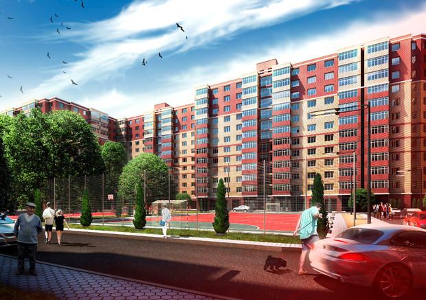 В ЖК Счастливый остались последние 11 квартир по самой низкой цене в городе - 8900 грн/м2